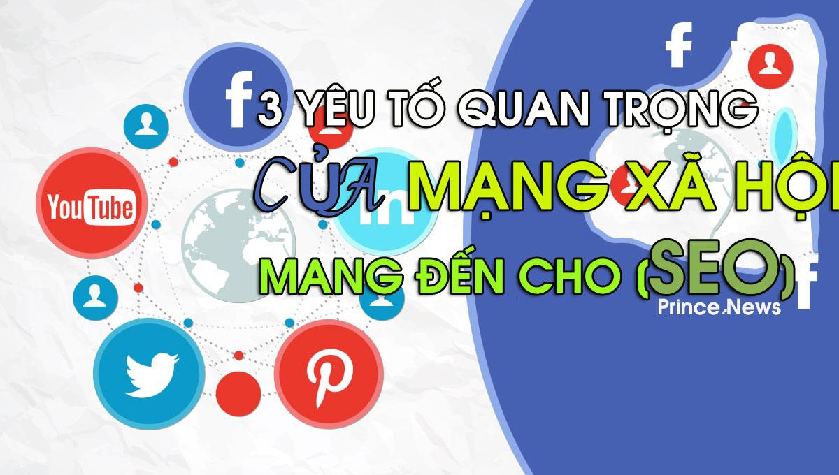 Những lợi ích của mạng xã hội dành cho SEO hiệu quả