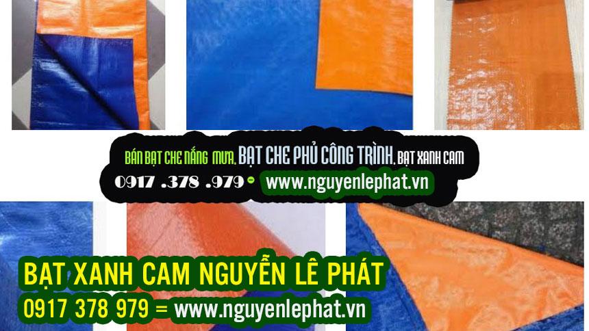 Bạt Xanh Cam Che Phủ Công Trình, Bạt Che Phủ Công Trình, Phơi Nông Sản Cafe