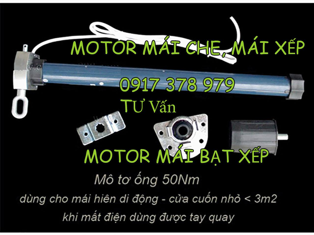 Giới thiệu chung về motor kéo bạt di động công ty Hòa Phát Đạt