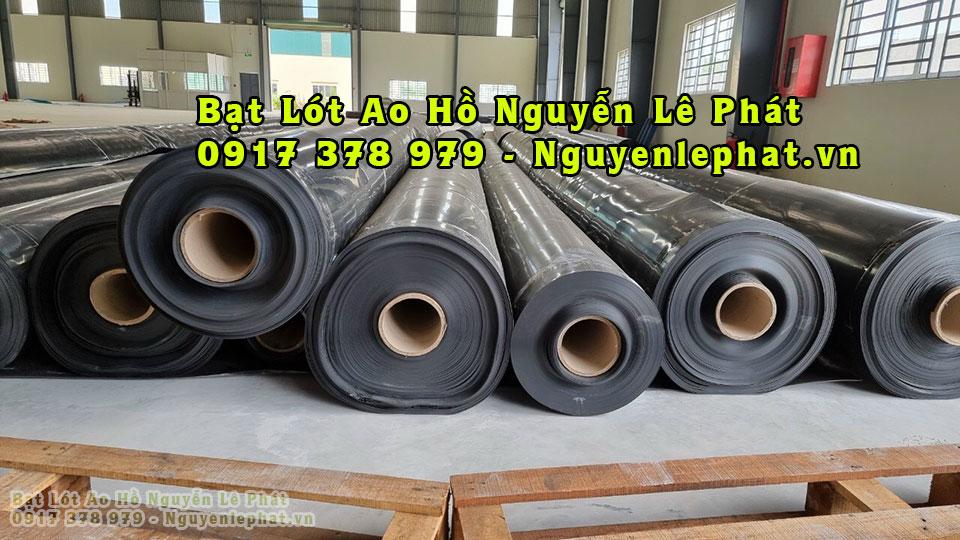 Địa chỉ bán bạt nhựa lót ao hồ nuôi cá giá rẻ tại Bình Thuận