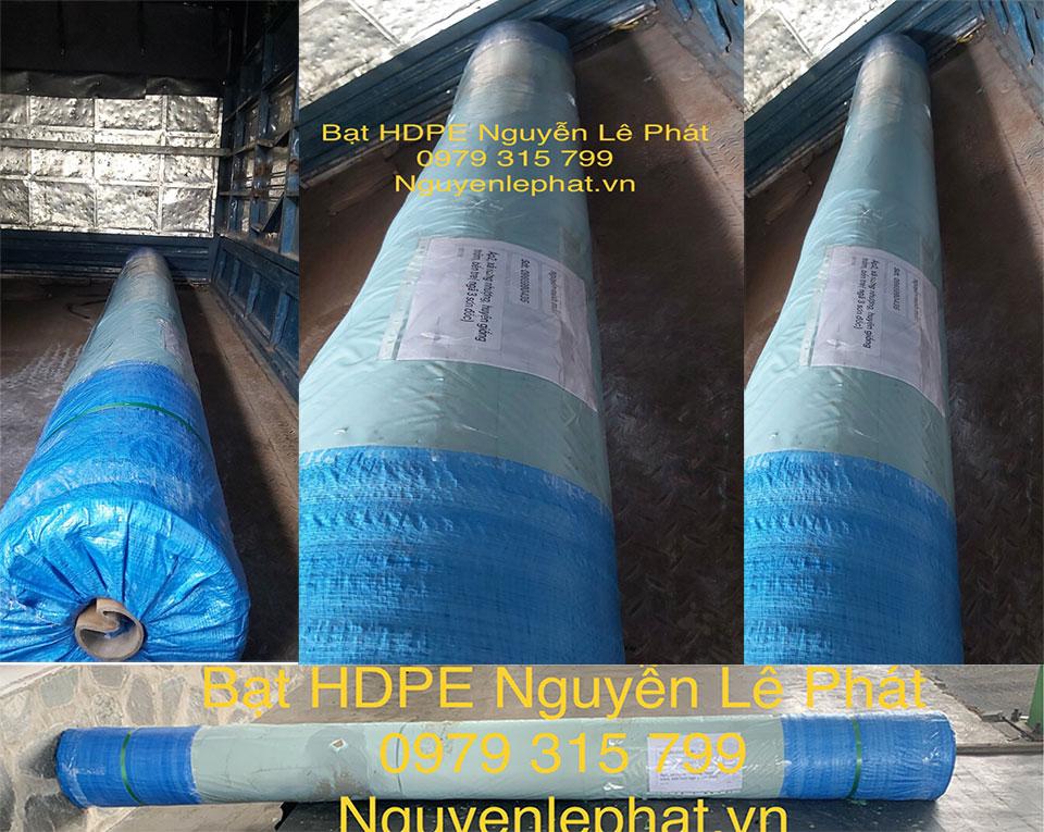 Sản xuất màng chống thấm HDPE