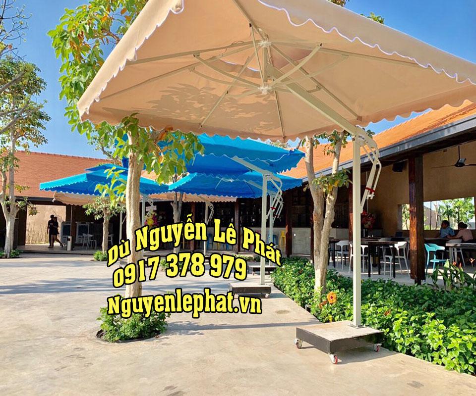 Báo Giá Dù Che Quán Cafe Tại Quận 5 Giá Rẻ