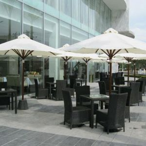 Dù Che Quán Cafe Quận 3