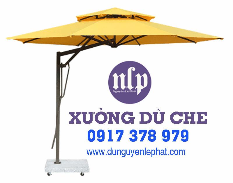 Dù Che Nắng Quán Cafe tại Tây Ninh