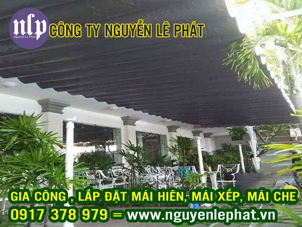 Địa chỉ cung cấp mái hiên di động bền đẹp tại thành phố Bình Phước Đồng Xoài