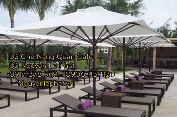 Xưởng Sản Xuất Dù Che Quán Cafe, Dù Quảng Cáo Thương Hiệu Ngoài Trời Giá Rẻ